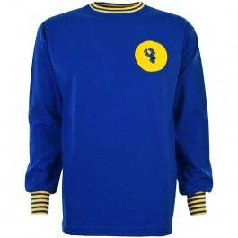 Mansfield Town 1968-1970 Retro Football Shirt Mansfield Town 1968-1970 Retro Football Shirt. After almost 10 years of wearing orange shirts, Mansfield adopted royal blue in 1968 for two seasons. http://www.MightGet.com/may-2017-1/mansfield-town-1968-1970-retro-football-shirt.asp