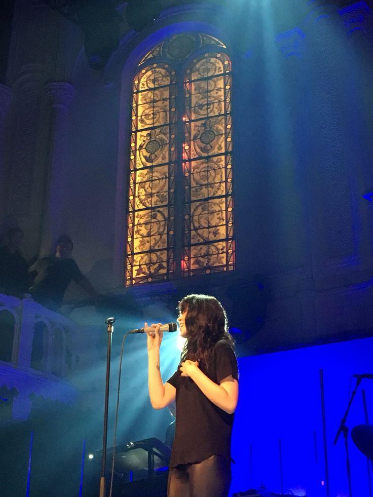 Maria Mena, Paradiso Amsterdam 2016