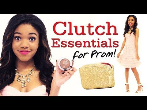 What To Carry In Your Prom Clutch