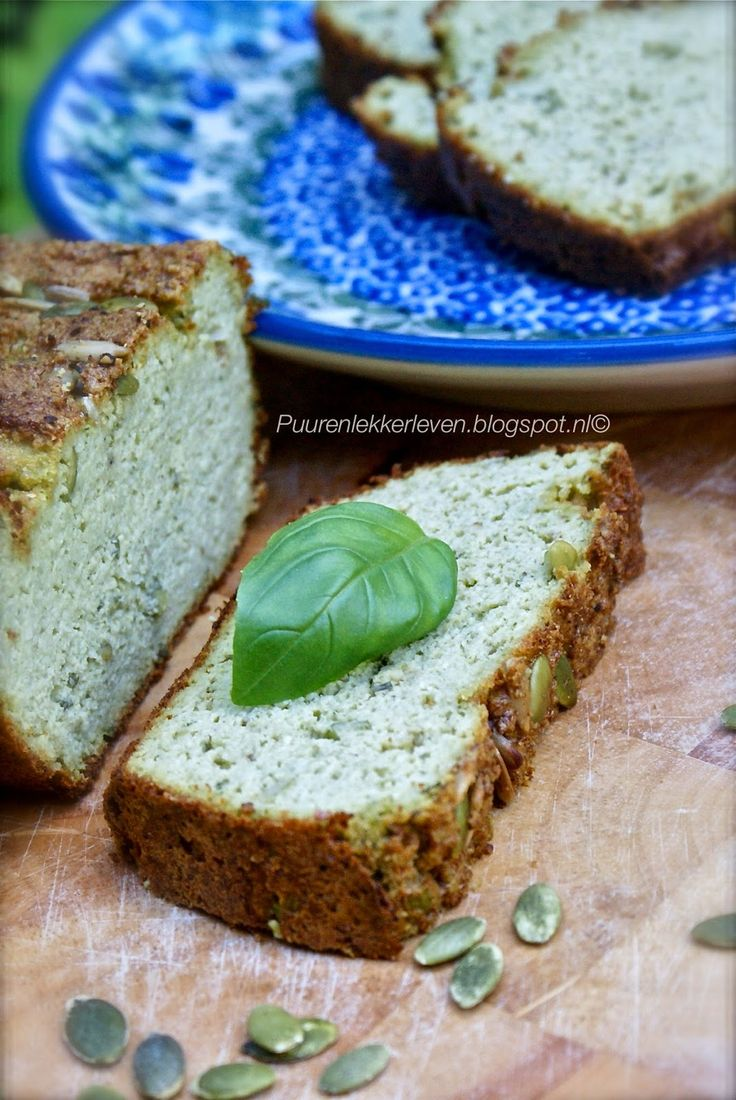 Puur & Lekker leven volgens Mandy: Pesto 'brood'