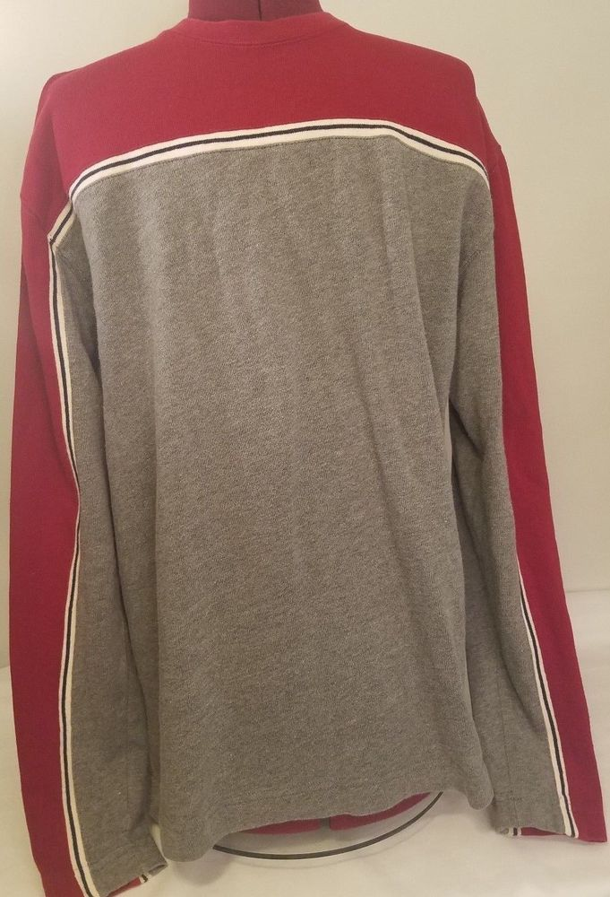Gap Mens Sweater Size S Long Sleeve 100% Cotton #Gap #Crewneck
