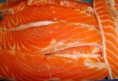 Красная рыба засоленная… в морозилке — необычный рецепт приготовления. Рыбка получается необычайно нежная, такое ощущение что тает на губах! Попробуйте, это очень-очень вкусно! Приготовить тузлук (на…