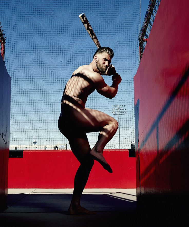"""Bryce Harper: Bryce Harper, baseball: """"Either you put crap into your body and you feel lazy all day, or you put good stuff into your system and you feel great every single day."""""""