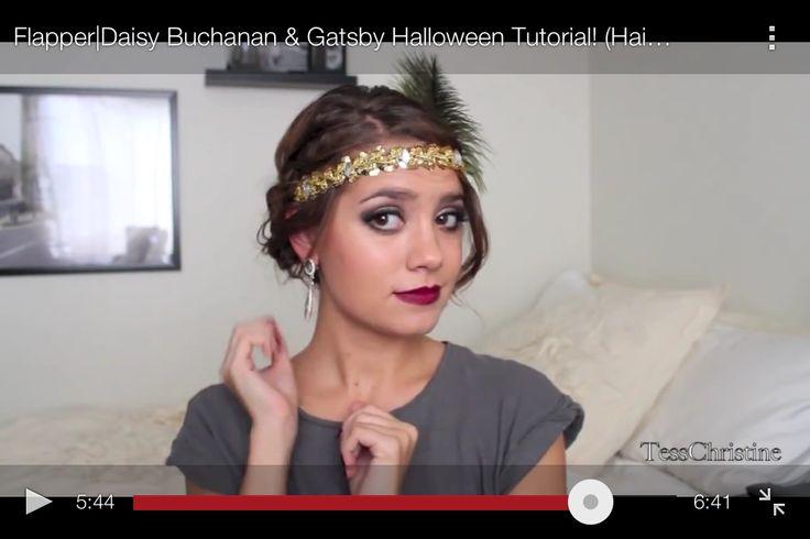 GATSBY makeup! Love her!
