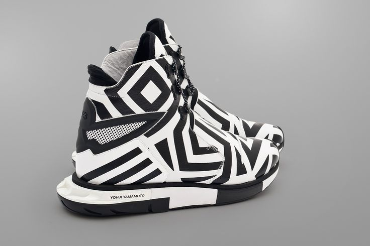"Y-3 Fall 2014 Hayex High ""Zebra"""