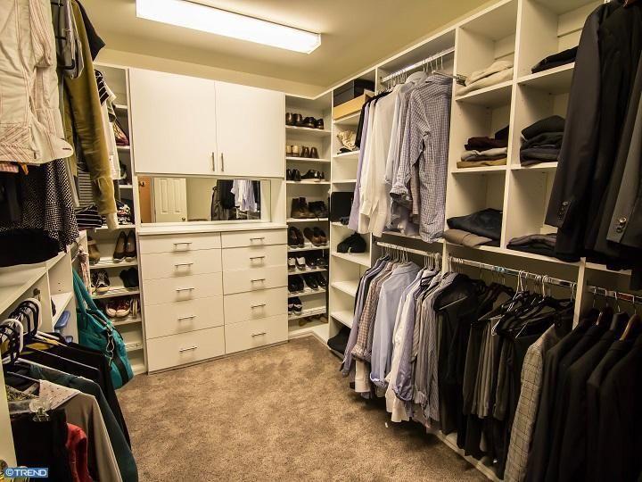 Walk In Closets Arenu0027t Only. Closet RedoCloset DoorsCloset ...