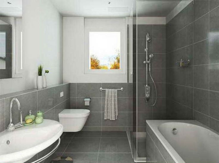 Modern Contemporary Bathroom Decor Ideas