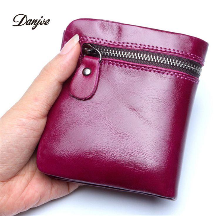 $44.55 (Buy here: https://alitems.com/g/1e8d114494ebda23ff8b16525dc3e8/?i=5&ulp=https%3A%2F%2Fwww.aliexpress.com%2Fitem%2FDANJUE-Genuine-Leather-Wallets-Women-Luxury-Brand-Female-Wallet-Ladies-Purse-Real-Leather-Coin-Pocket-With%2F32718711066.html ) DANJUE Genuine Leather Wallets Women Luxury Brand Female Wallet Ladies Purse Real Leather Coin Pocket With Zipper High Quality for just $44.55