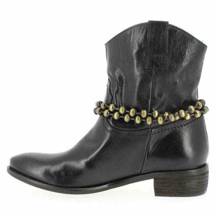 Chaussure Meliné VIO784 Noir pour Femme | JEF Chaussures