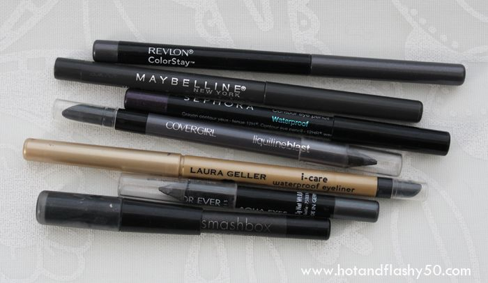 An eyeliner that stays put in the waterline is one of the hardest makeup items to find. Sure they all say they are waterproof, or wear for 12 hours, but do they really? Angie put 8 eyeliner pencils to the test to see which wears best in the waterline