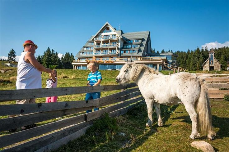 rodinná dovolená, rekreace, relaxace, dovolená s dětmi | Erlebachova a Josefova bouda