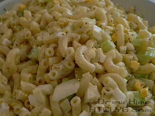 How To Make Old-Fashioned Macaroni Salad | How To Cook Like Your Grandmother <3