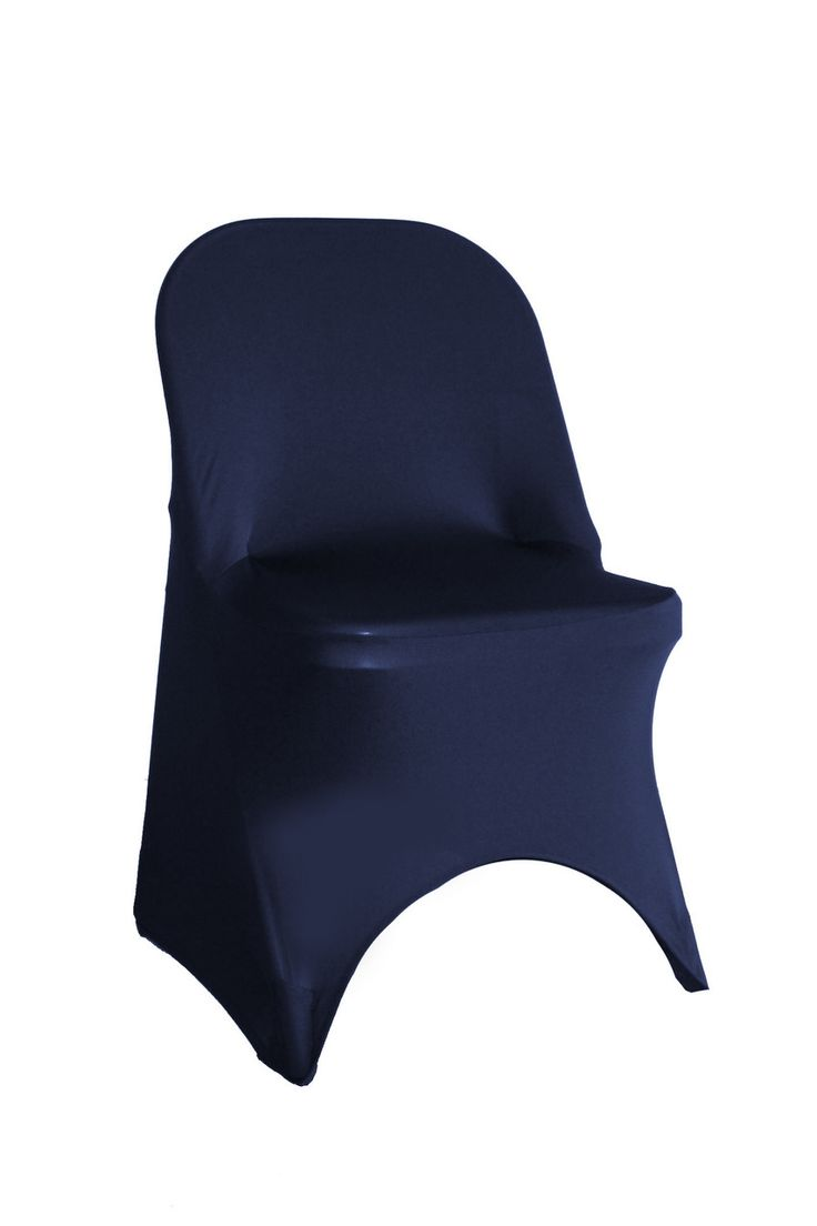 Folding chair covers wholesale under 1 - Navy Blue Spandex Folding Chair Covers For Weddings Wholesale Chair Covers Los Angeles California