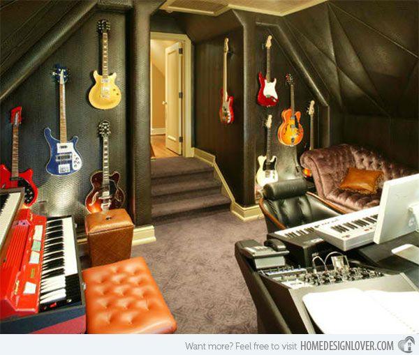 Home Design Studio Pro 15: 89 Best Jam Room/studio Ideas Images On Pinterest