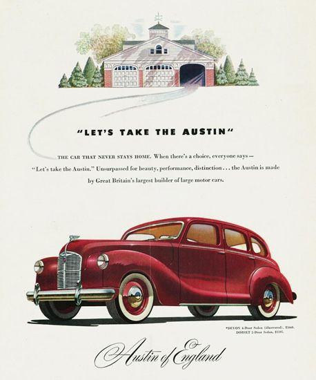 1000 images about austin a40 on pinterest