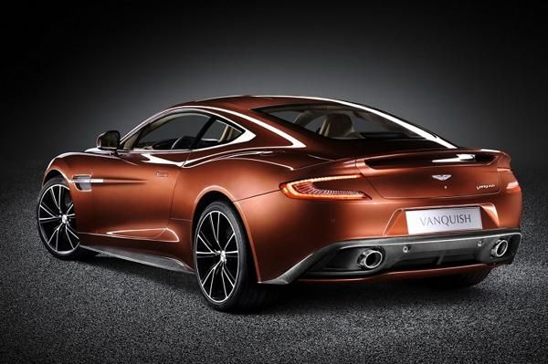 2018 Aston Martin Vanquish Redesign,Release Period of time and Price