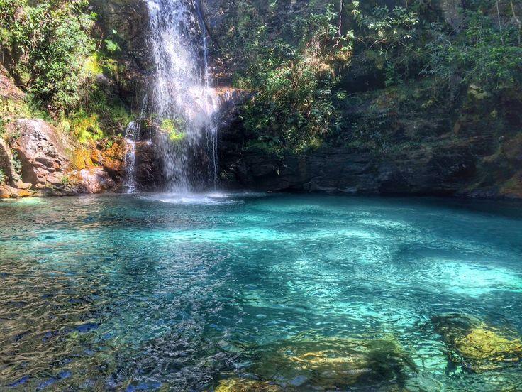 Cachoeira Santa Bárbara,