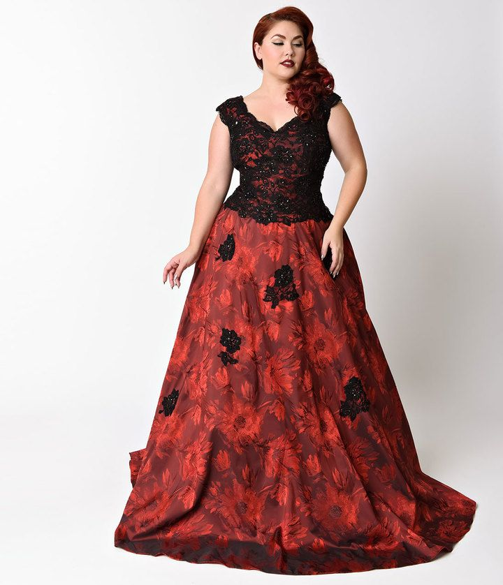 Full Figure Prom Dresses 2018
