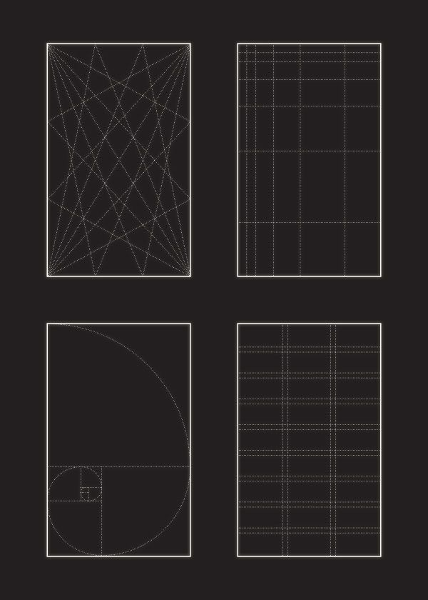 Grids. And the golden mean!
