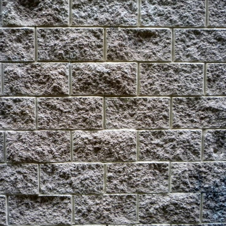 Architectural Concrete Unit Masonry Is Used As An Architectural Finish For  Interior And Exterior Walls, Partitions, Terrace Walls, And Other  Enclosures.