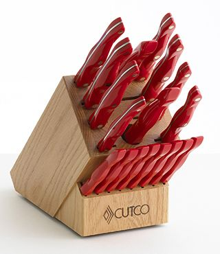 Red Cutlery And Knives On Pinterest