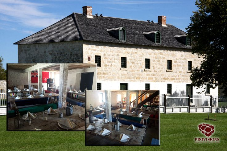 THE WAREHOUSE   One of Lower Fort Garry's most historic buildings; the warehouse hosts your event of 50-120 people, while embracing you in the rich historic surroundings of North Americas oldest stone fur trading fort.   Maximum capacities:  Seated events 50-120 people