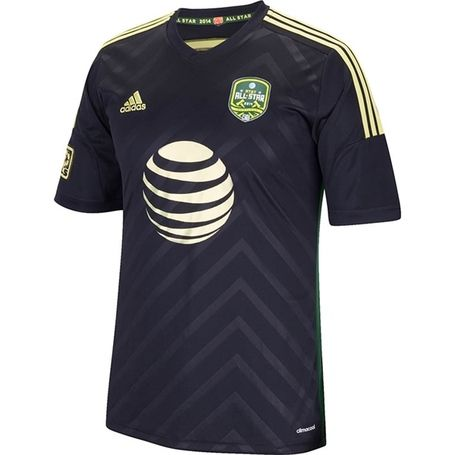 MLS All-Stars 2014. SO MUCH BETTER THAN LAST YEAR. I like the