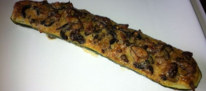 Gevulde Courgette Of Aubergine. (zucchine O Melanzane Ripiene) recept | Smulweb.nl