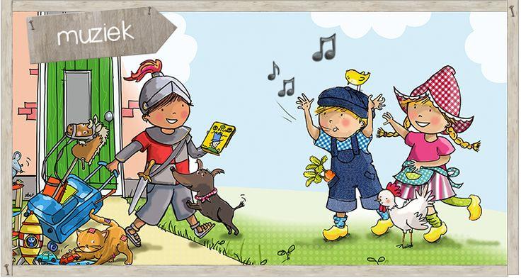Muziek | Fien en Teun