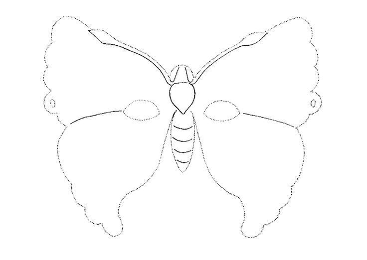 Vlinderambassade: maskers
