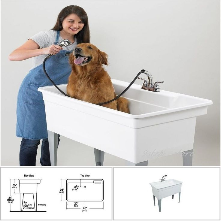 Best 25 Dog Bath Tub Ideas On Pinterest Dog Tub Pet