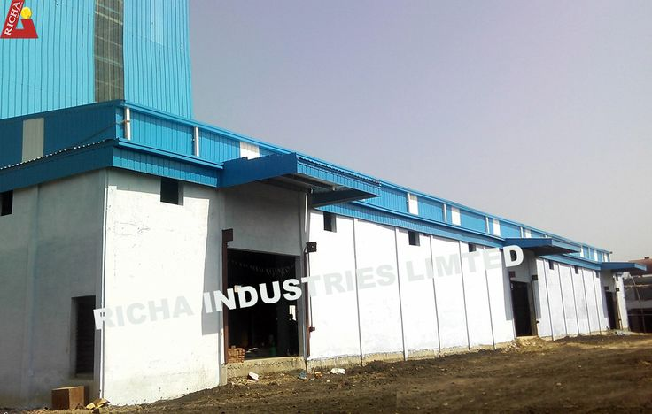 Are you searching for Top 10 PEB companies in India?? Richa Industries Limited is the top PEB company in Pre Engineered Buildings(PEB) industry and provides world class steel building solution. Richa fabricates cost effective, unique, fast, best quality and strong pre-engineered steel buildings including Low-rise, mid-rise and high-rise steel structure buildings. Richa assures to provide fast completion and on time delivery of projects to its customers.