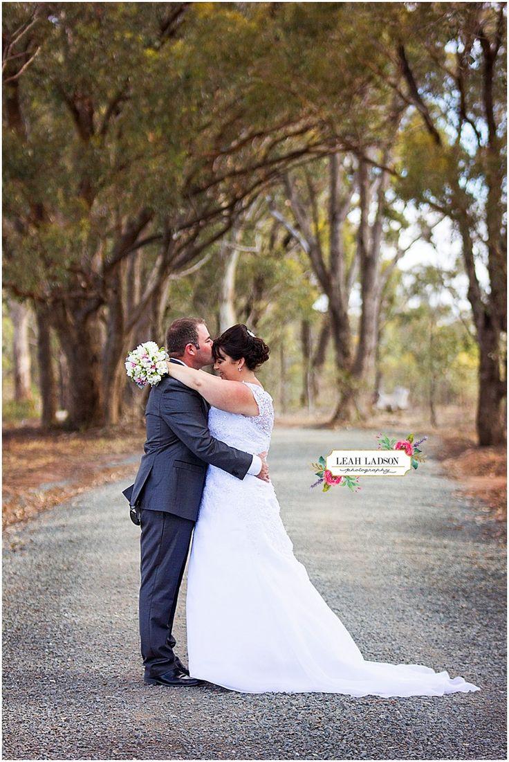 Bush Wedding Photo | Bendigo Wedding