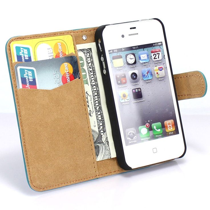 For iPhone 4 Cases High Quality Fashion PU Leather Case For Apple iPhone 4 4S Card Holder Wallet Phone Cover Bag Hard Back Case #apple #iphone #wallet #case   http://s.click.aliexpress.com/e/Ub6Mfia