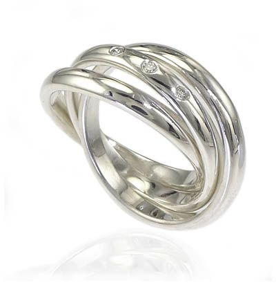 Cool Silver Russian Wedding Ring Best For Men