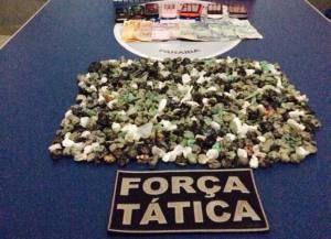 ÍNDIOS POTIGUARA DA PARAÍBA EM FOCO: Polícia fecha boca de fumo e prende suspeitos de t...