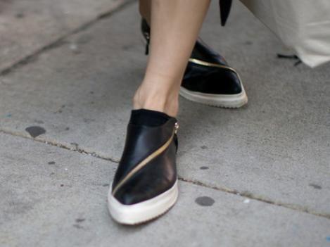 S/S 15 women's footwear buyer's briefing