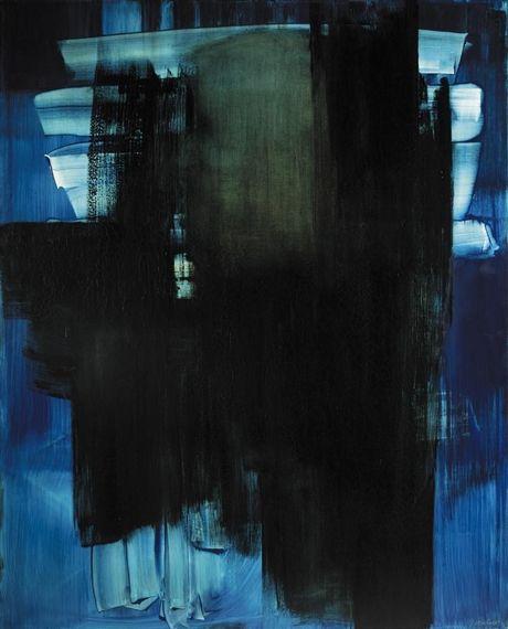 Pierre Soulages - Peinture 30/09/63