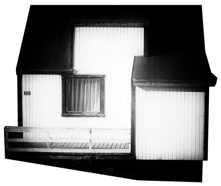 House in Illulisat by Christoffer Breitenbauch http://chrisbauch.tumblr.com/