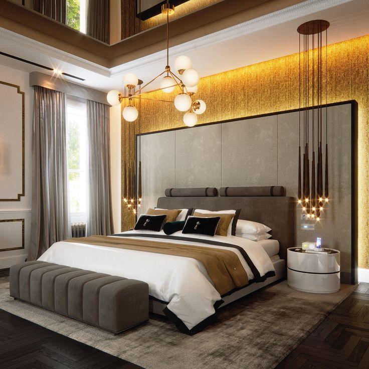 Industrial Bedroom, Brick Wall Bedroom And Black Room