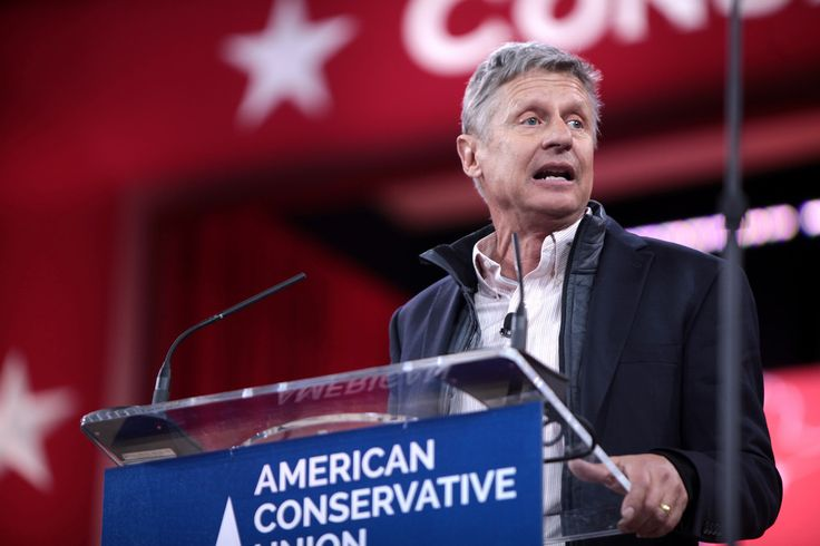 Gary Johnson Must be in Debates - http://www.richardcyoung.com/politics/election-2016/gary-johnson-must-debates/ - Emily Ekins is a research fellow and director of polling at the Cato Institute. Cato Institute's director of polling, Emily Ekins, explains to Americans exactly what must happen to get the Libertarian party's Gary Johnson into the debates. I have been writing in support of a multi-party system fo...