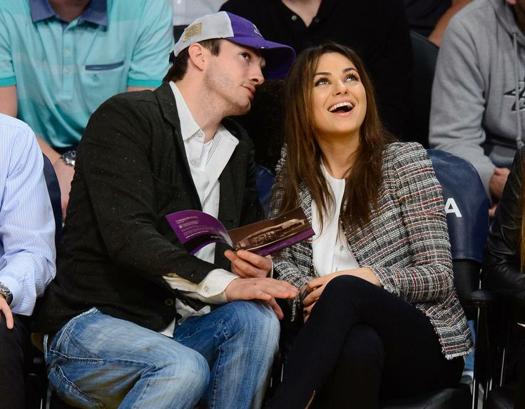 Mila Kunis and her fiance Ashton Kutcher are having a baby girl!  Ashton is reportedly thrilled!