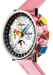 Luxury Watches | Alain Silberstein Watches Luxury Brand | http://www.luxury-watches.tv Alain Silberstein Krono Bauhaus