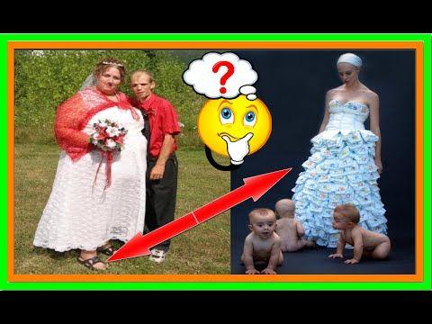 Most Ugliest Wedding Dresses