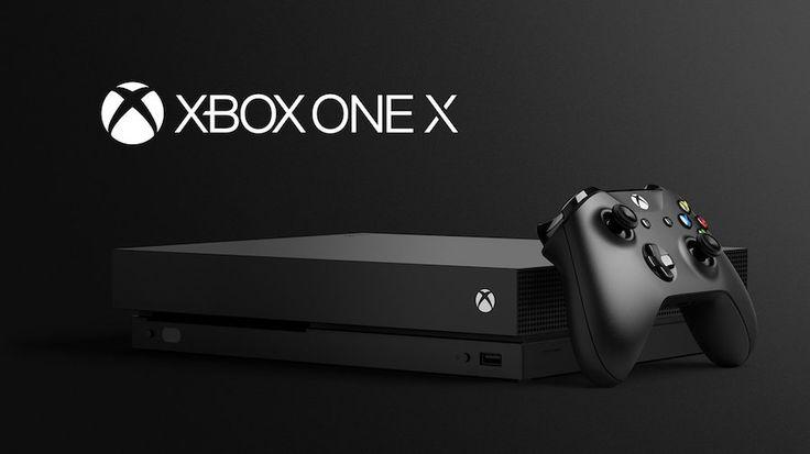 Xbox One X es la nueva consola que llegará a los usuarios de la mano de Microsoft, donde ya se anunciaron 42 nuevos juegos.