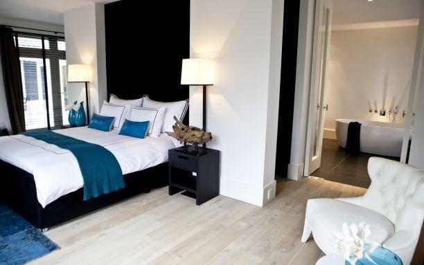 Luxe slaapkamer in Bennekom