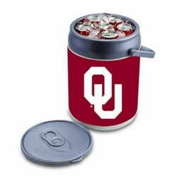 University of Oklahoma Sooners OU Portable Tailgating Can Cooler & Seat