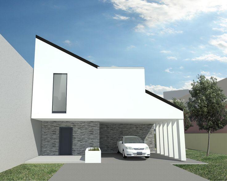 "Check out my @Behance project: ""Mini atrium house"" https://www.behance.net/gallery/47853827/Mini-atrium-house"