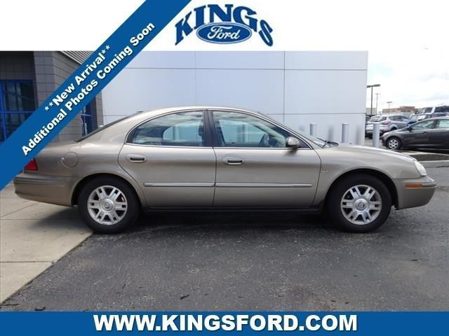 Used 2004 Mercury Sable LS Premium for sale at Kings Ford in Cincinnati, OH for $3,908. View now on Cars.com.