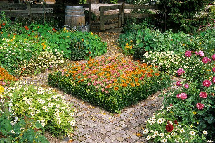 Giardino All 39 Italiana Progetto Outdoor Fiori Aiuole